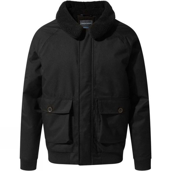 Craghoppers Mens Augustus Jacket Black
