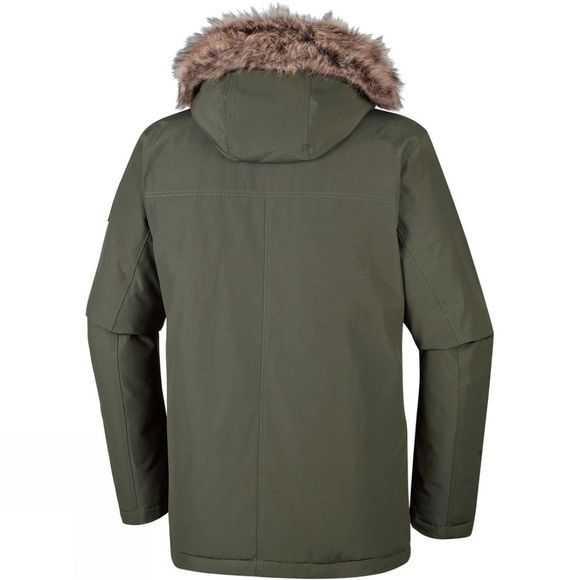 Columbia Mens Marquam Peak Jacket Peatmoss
