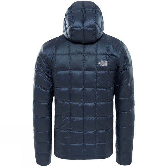 Mens Kabru Hooded Down Jacket