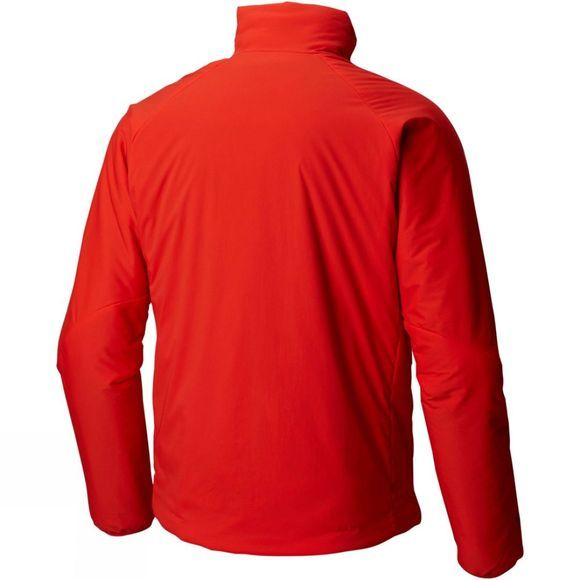 Mountain Hardwear Mens Kor Strata Jacket Fiery Red
