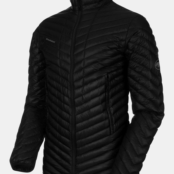 Mammut Mens Broad Peak Light IN Jacket  Black/Phantom