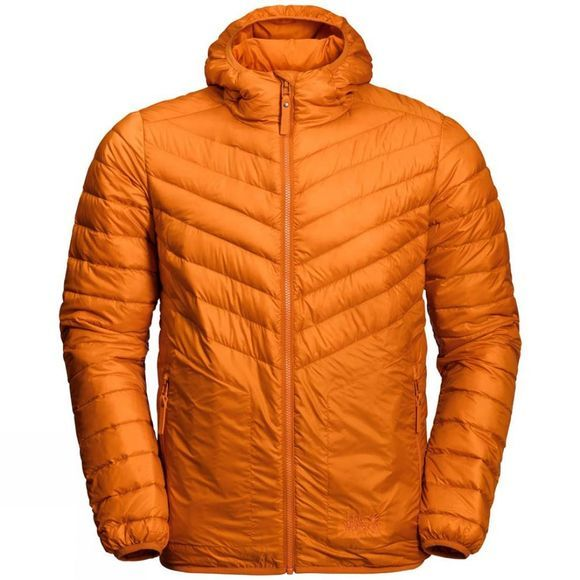 Jack Wolfskin Mens Vista Jacket Desert Orange
