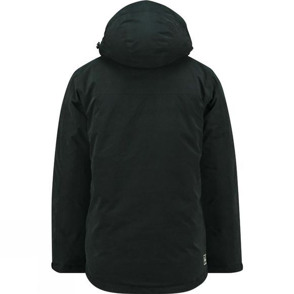 Ayacucho Mens Highland Winter II Parka  Black