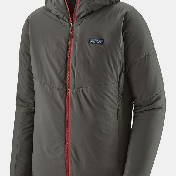 Patagonia Mens Nano-Air Hoody Forge Grey