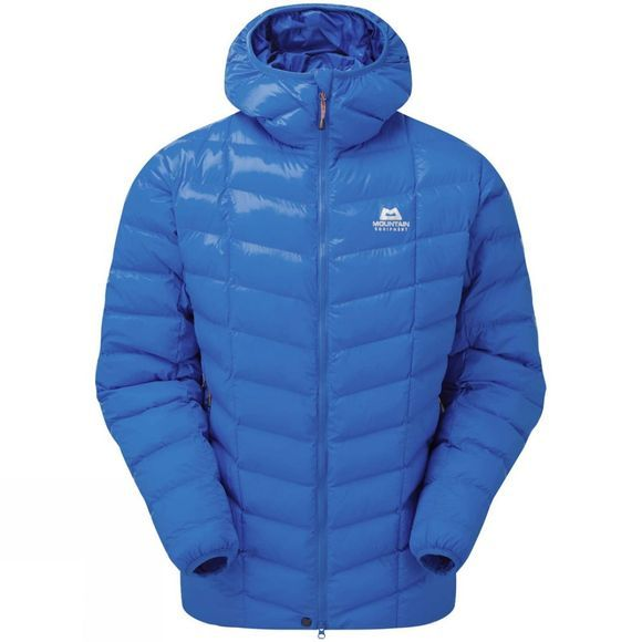 Mountain Equipment Mens Superflux Jacket Azure