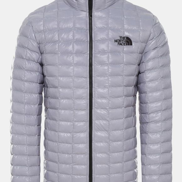 The North Face Men's ThermoBall Eco Jacket Mid Grey/Asphalt Grey