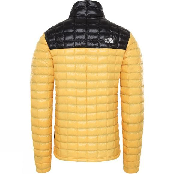 The North Face Men's ThermoBall Eco Jacket Tnf Yellow/Tnf Black