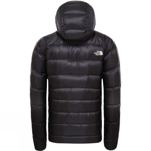 The North Face Mens Impendor Down Hoodie Weathered Black/Tnf Black