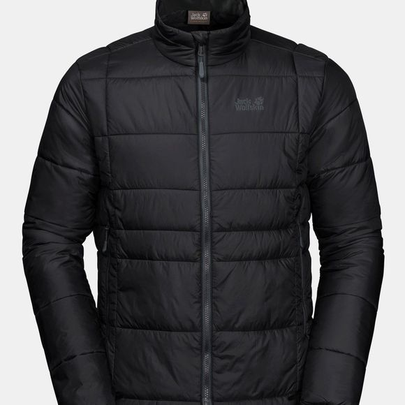 Jack Wolfskin Argon Insulated Jacket Black