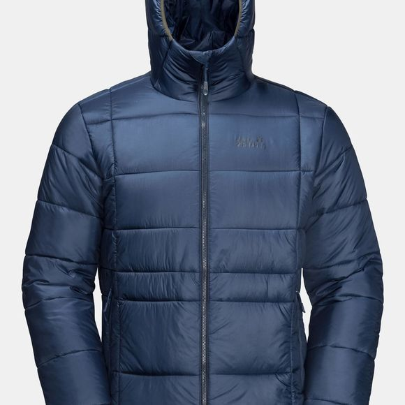 Jack Wolfskin Argon Thermic Insulated Jacket Dark Indigo