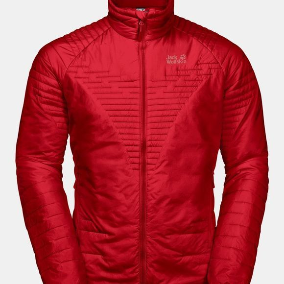 Jack Wolfskin Ultimate Argon Jacket Red Lacquer