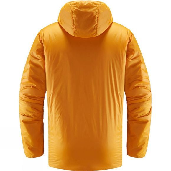 Haglofs Barrier Neo Hooded Jacket Desert yellow