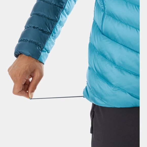 Mammut Broad Peak Insulated Hooded Jacket Sapphire-Wing Teal