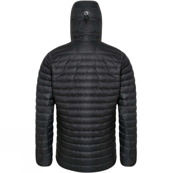 Berghaus Mens Finnan Reflect Down Jacket Black/Black