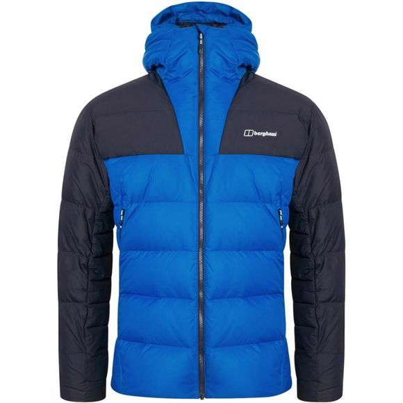 Berghaus Mens Ronnas Reflect Down Jacket Lapis Blue/Dusk