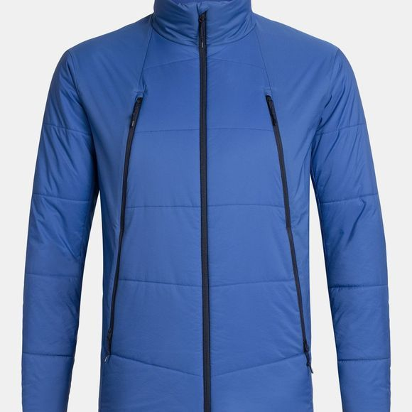 Icebreaker Mens Hyperia Hooded Jacket Surf