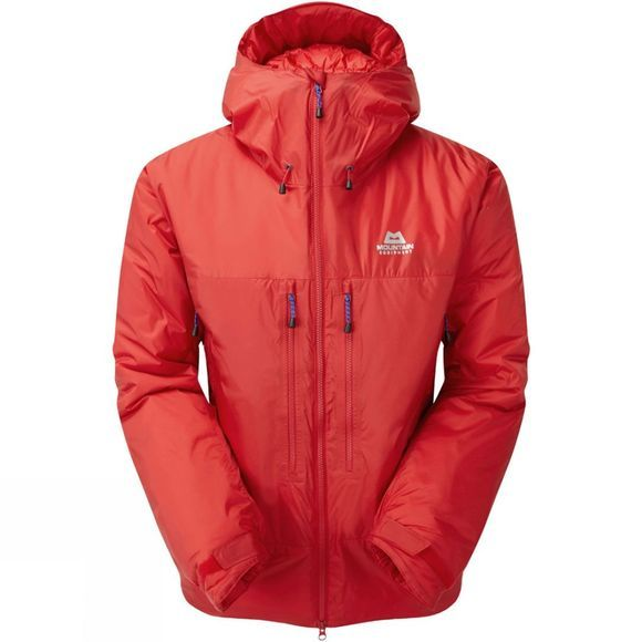 Mountain Equipment ME Citadel Jacket Barbados Red