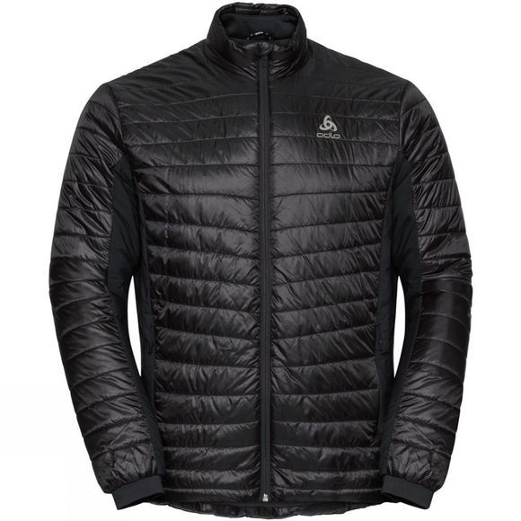 Odlo Mens Cocoon S-Thermic Light Insulated Jacket Black