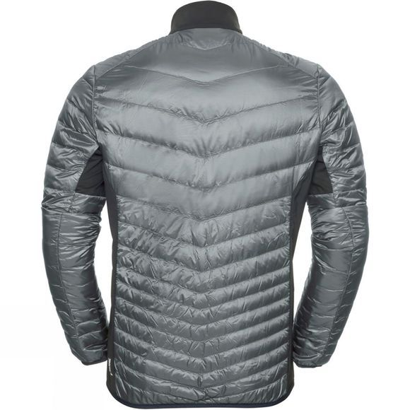 Odlo Mens Cocoon N-Thermic Light Jacket Insulated Monument - Black