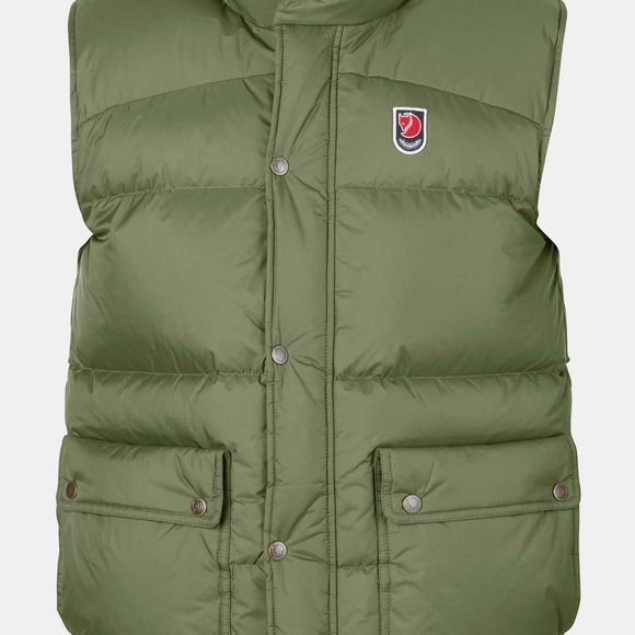 Fjallraven Mens Expedition Down Lite Vest Green