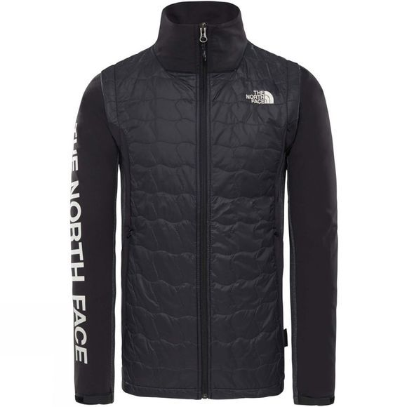 The North Face Mens Terra Metro Hybrid Ins Vest/Jkt TNF Black