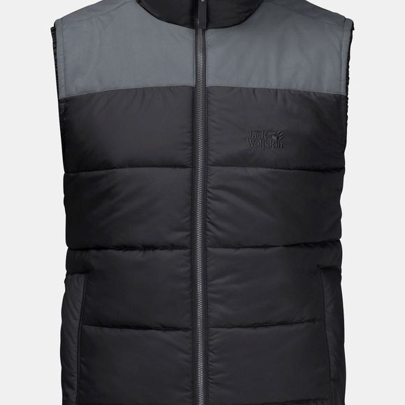 Jack Wolfskin Lakota Insulated Vest Black