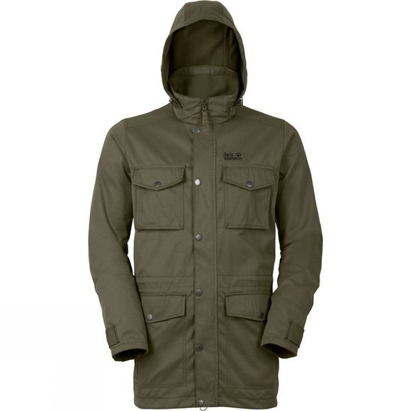 Mens Taiga Forest 3-in-1 Parka