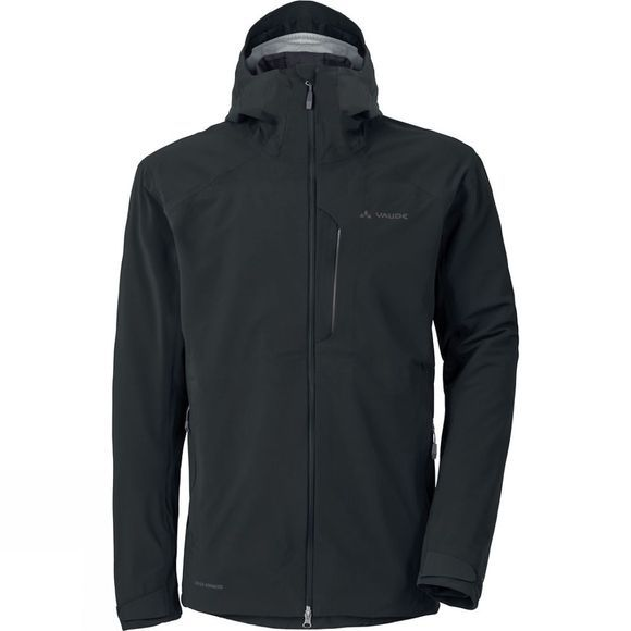Vaude Mens Ampeza 3-in-1 Jacket Black