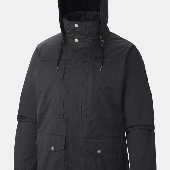 Mens Horizons Pine Interchange 3-in-1 Jacket