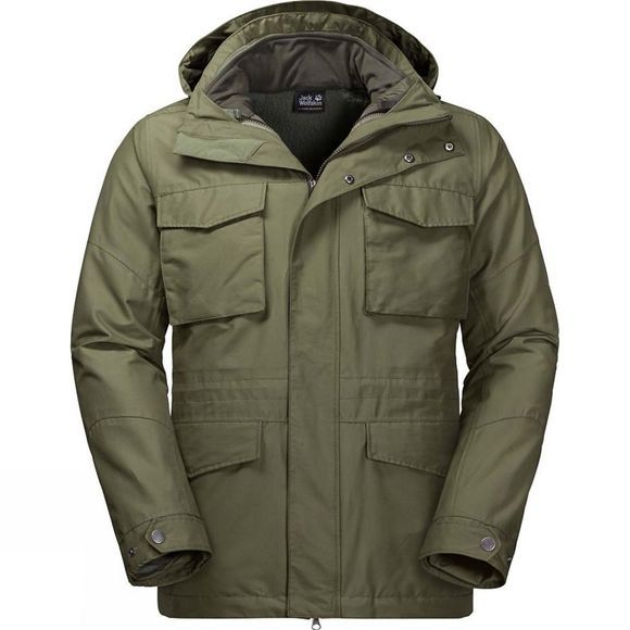 Mens Port Hardy 3in1 Jacket