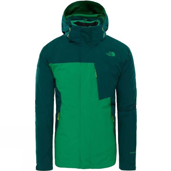 The North Face Mountain Light Triclimate Jacket Primary Green/Botnclgardngrn