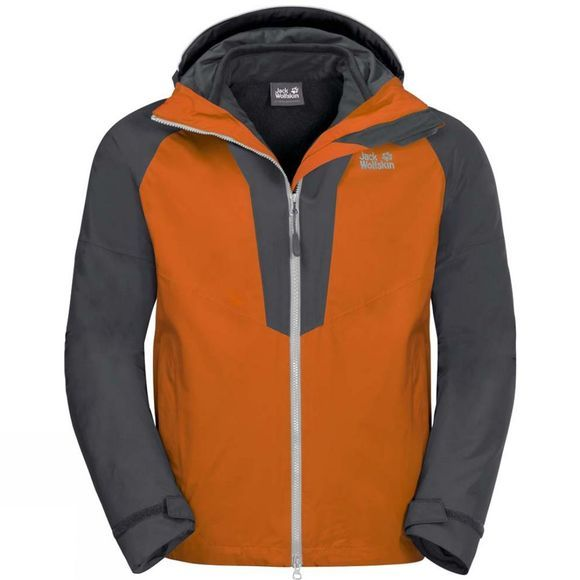 Mens Apex Peak 3In1 Jacket