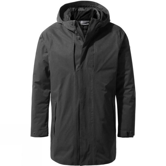 Craghoppers Mens Eoran 3in1 Jacket Black