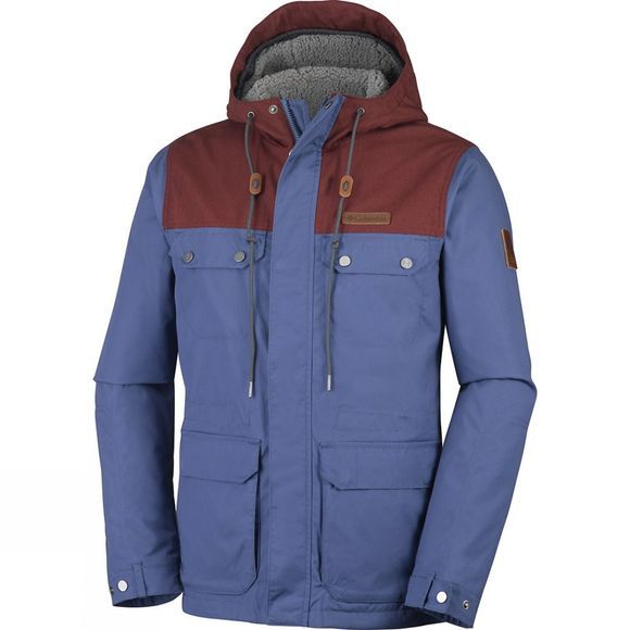 Mens Colburn Crest Jacket