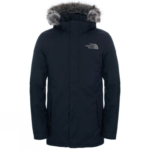 The North Face Mens Zaneck Jacket TNF Black