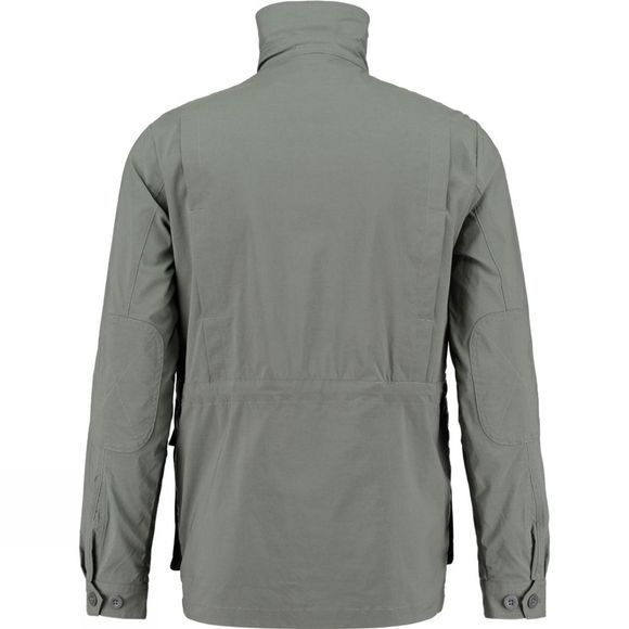 Ayacucho Mens Equator Stretch Anti Mosquito Jacket Dark Grey
