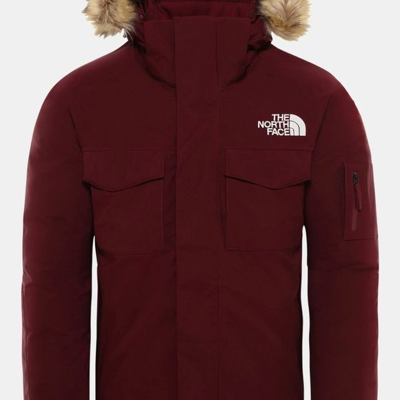 The North Face Mens Gotham GTX Jacket Deep Garmet Red