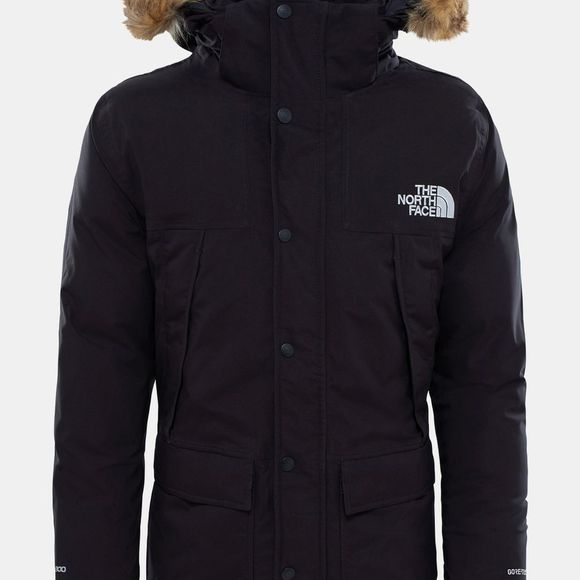 The North Face Mens Mountain Murdo GTX Jacket TNF Black