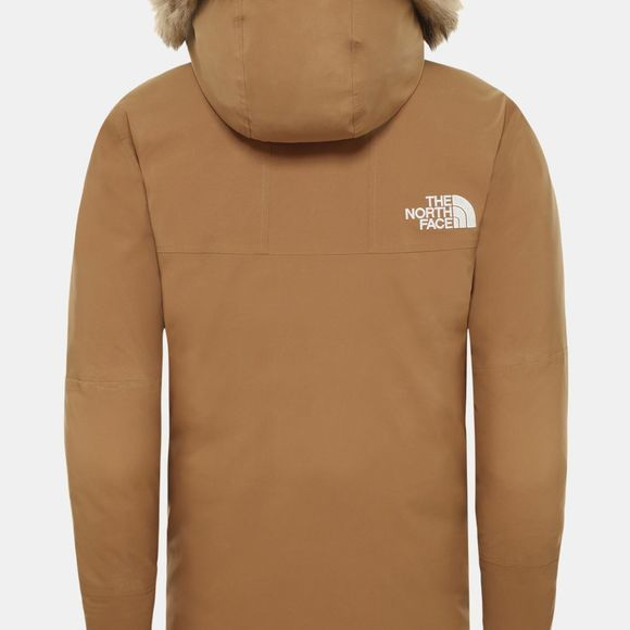 The North Face Mens Mountain Murdo GTX Jacket British Khaki