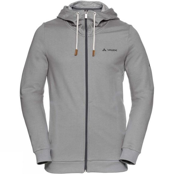 Vaude Mens Torelo Jacket Pewter Grey