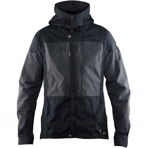Fjallraven Mens Keb Jacket Black