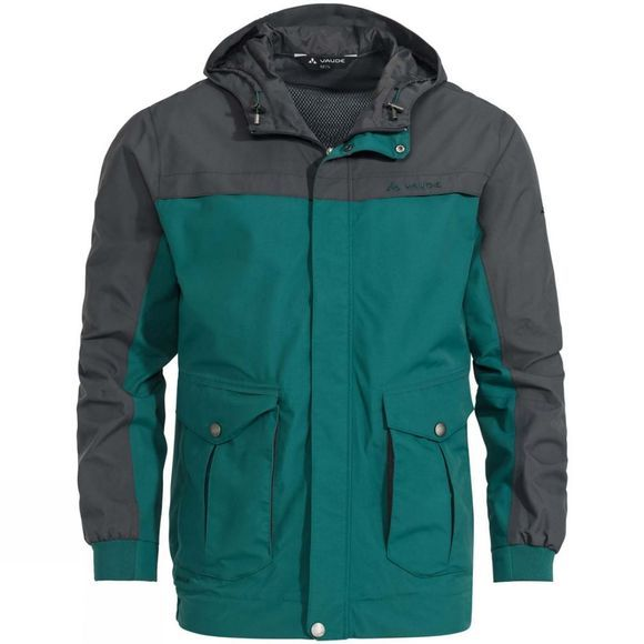 Vaude Men's Manukau S Jacket Petroleum