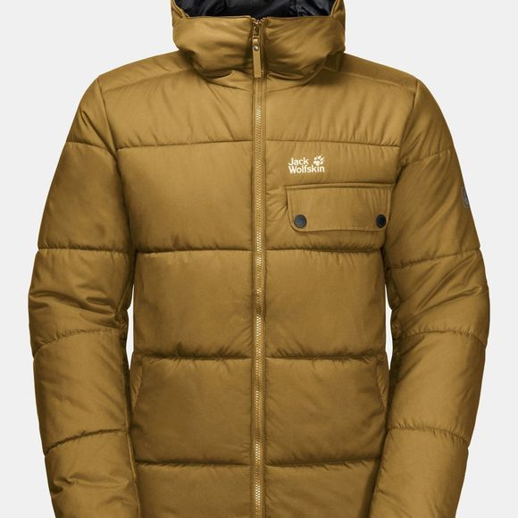 Jack Wolfskin Kyoto Insulated Jacket Golden Amber