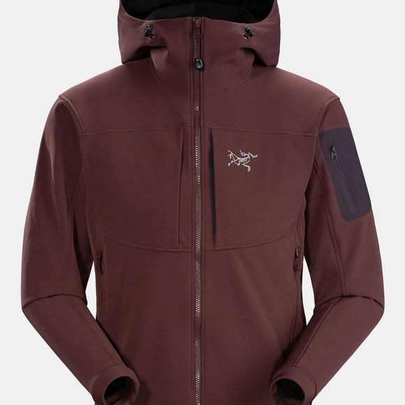 Arc'teryx Mens Gamma MX Hoody Flux