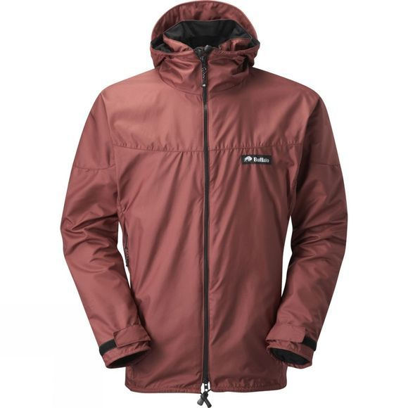 Buffalo Mens Fell Jacket Deep Russet