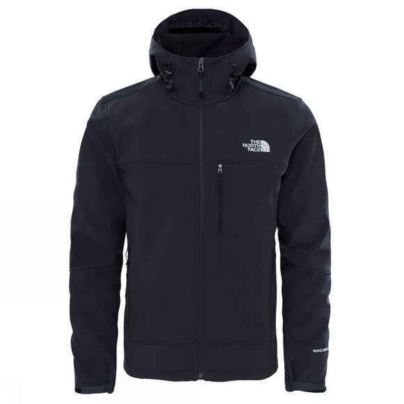 The North Face Mens Apex Bionic Hoodie TNF Black