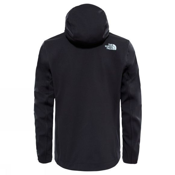 The North Face Mens Tansa Softshell Hoodie TNF Black