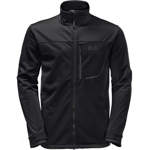 Mens The Emerald Softshell Jacket