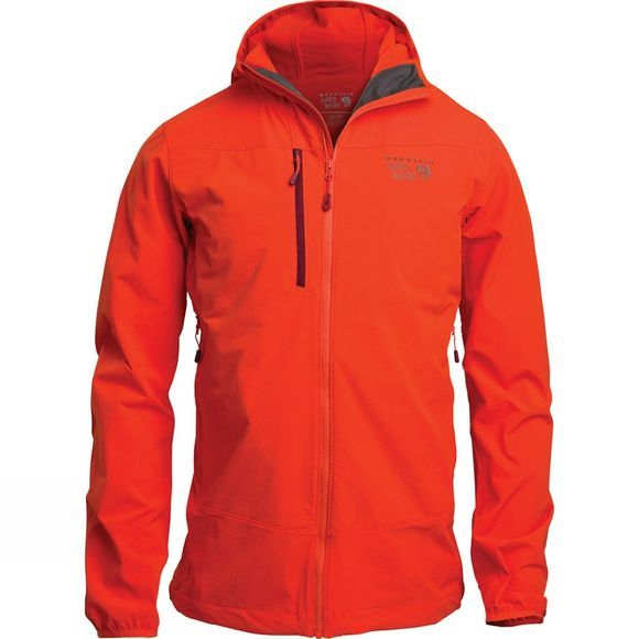 Mens Super Chockstone Hooded Jacket