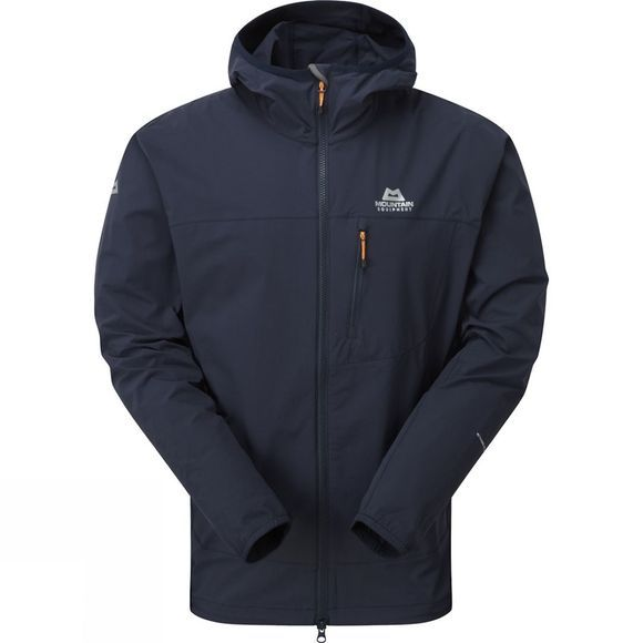 Mountain Equipment Mens Echo Hooded Jacket Cosmos